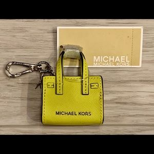 Michael Kors Mini Dillon Key Fob Charm